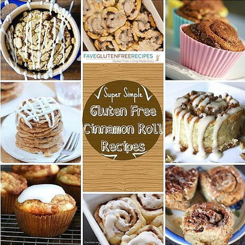 Gluten Free Bisquick Recipes  gluten free cinnamon rolls bisquick