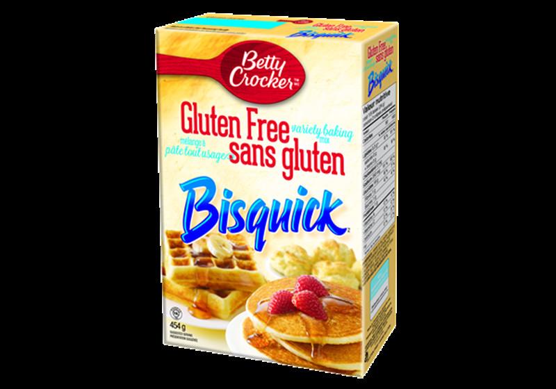 Gluten Free Bisquick Recipes  Gluten Free Bisquick Variety Baking Mix
