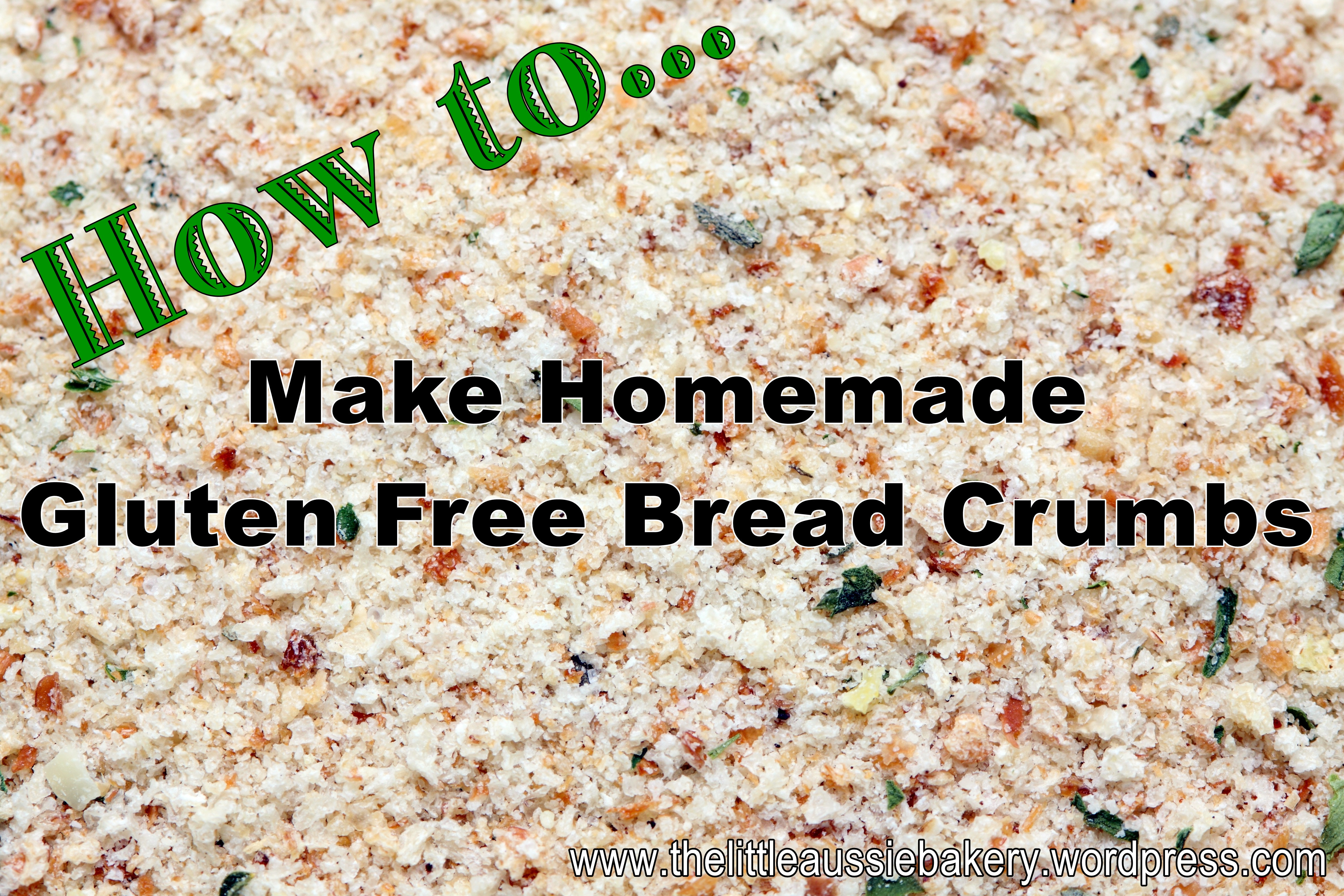 Gluten Free Bread Crumbs  301 Moved Permanently