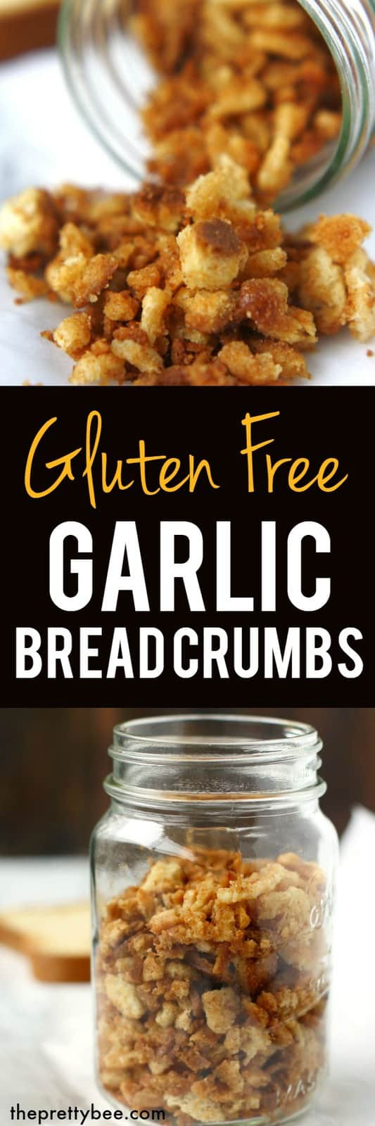 Gluten Free Bread Crumbs  How to Make Gluten Free Bread Crumbs The Pretty Bee
