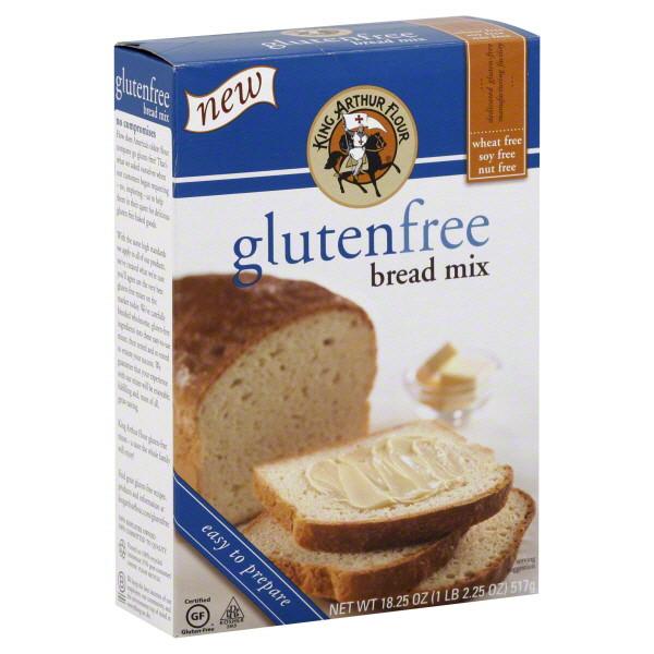 Gluten Free Bread Flour  King Arthur Flour Gluten Free Bread Mix Strictly Gluten Free