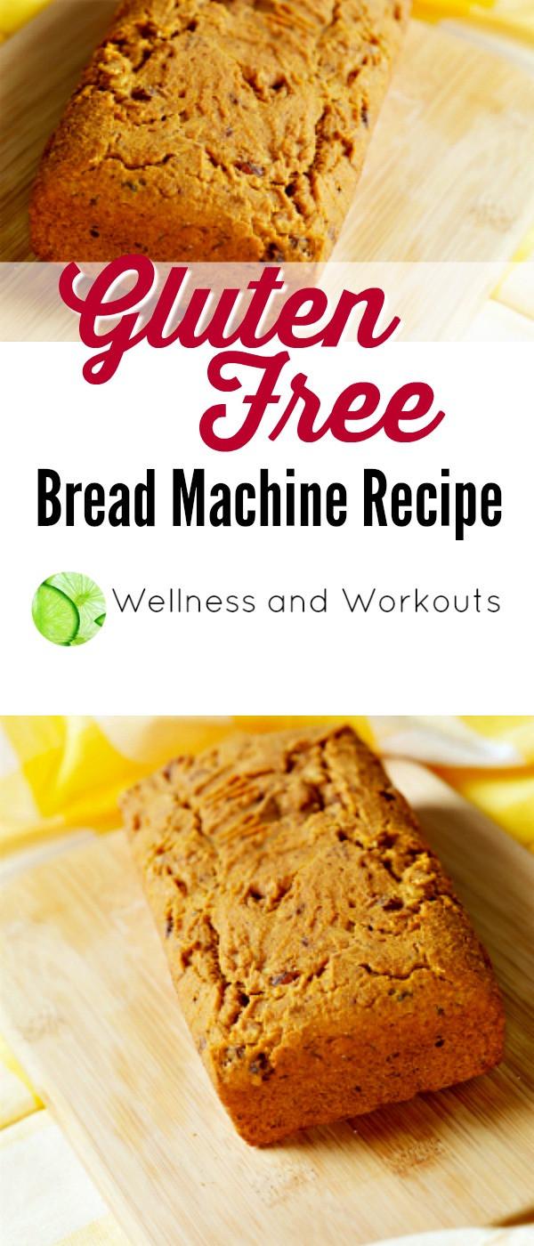 Gluten Free Bread Flour  easy gluten free bread machine recipe rice flour