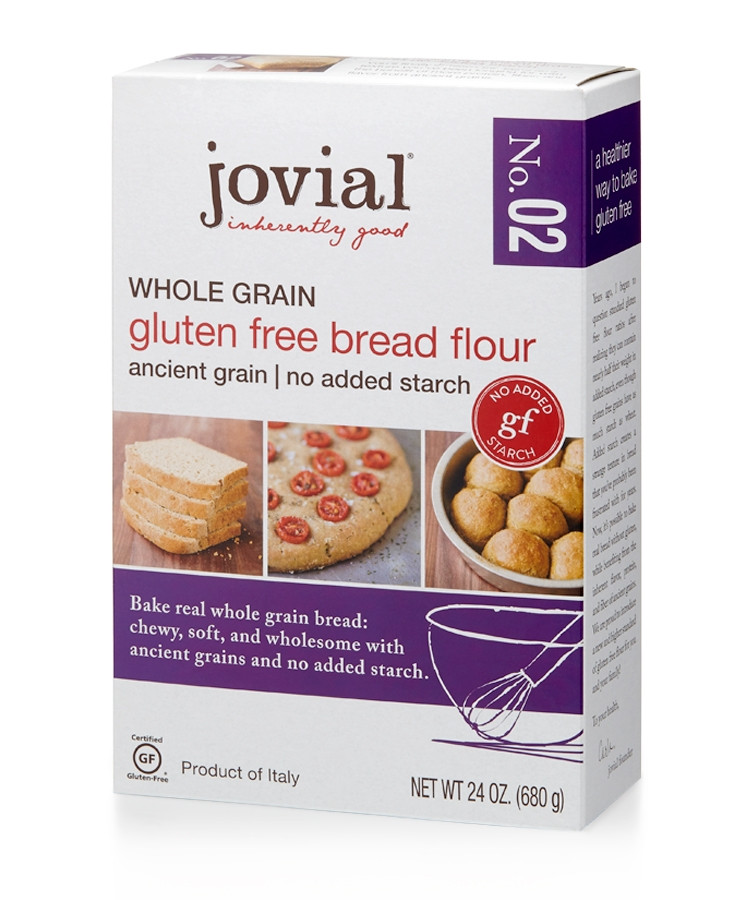 Gluten Free Bread Flour  No 2 Whole Grain Gluten Free Bread Flour