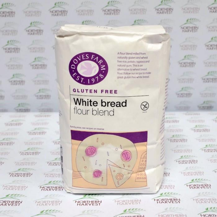Gluten Free Bread Flour  Gluten Free White Bread Flour
