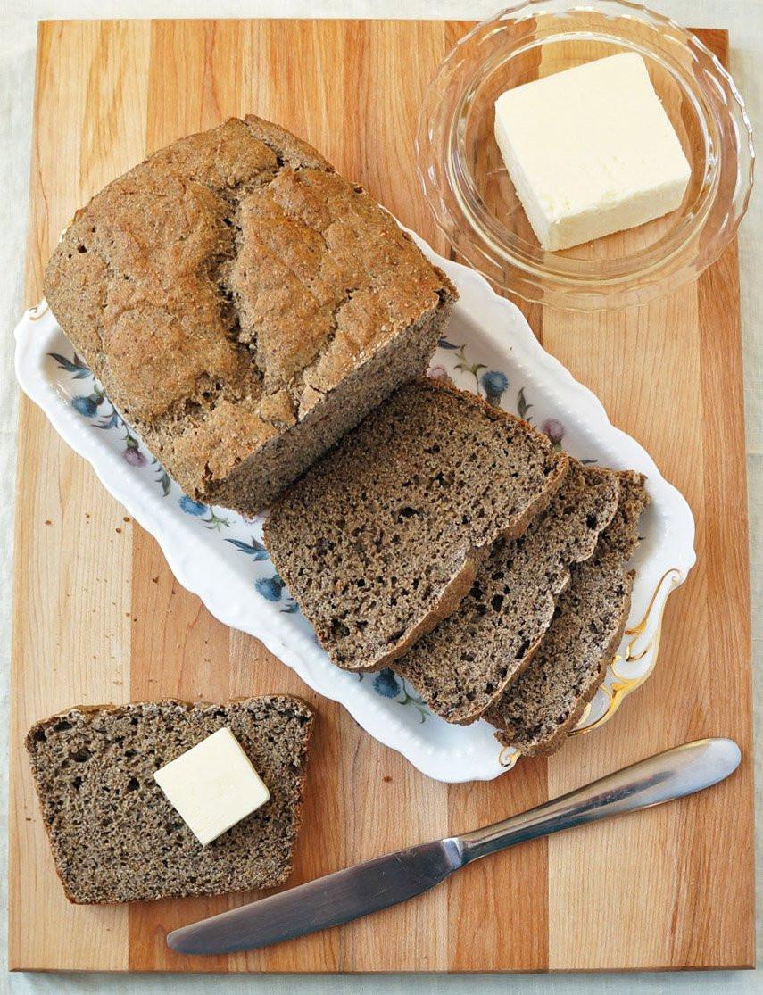 Gluten Free Bread Flour  Buckwheat Bread – Gluten Free
