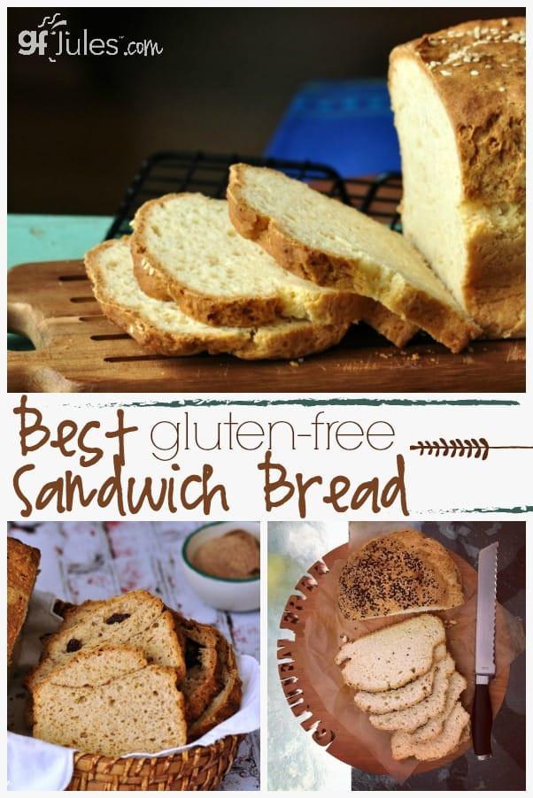Gluten Free Bread Machine Recipes  Gluten Free Sandwich Bread Recipe for bread machine or
