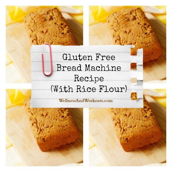 Gluten Free Bread Machine Recipes  Gluten Free Bread Machine Recipe Brown Rice Bread