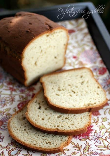 Gluten Free Bread Machine Recipes  Most Popular Gluten Free Recipes on GFE for 2016