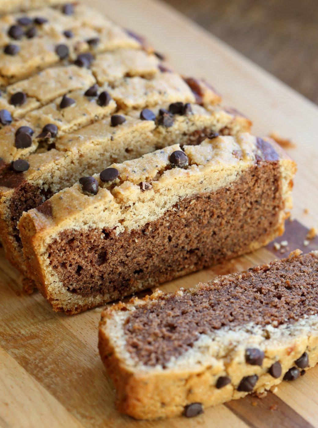 Gluten Free Cake Recipes  Gluten free Cashew or Peanut Butter Chocolate Marble Cake