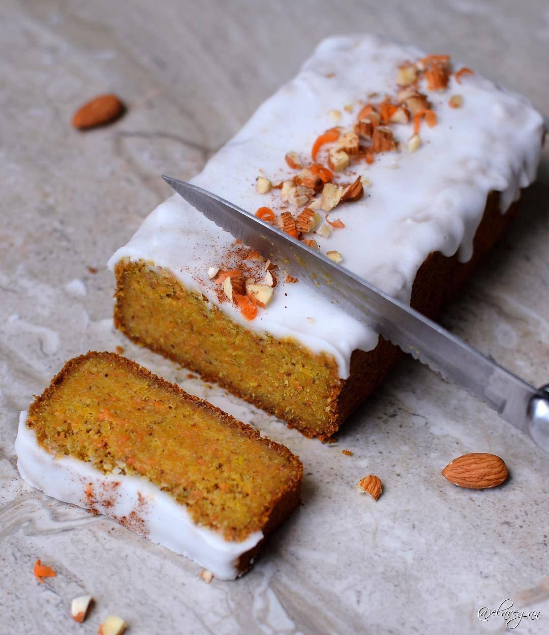 Gluten Free Cake Recipes  Vegan gluten free carrot cake recipe