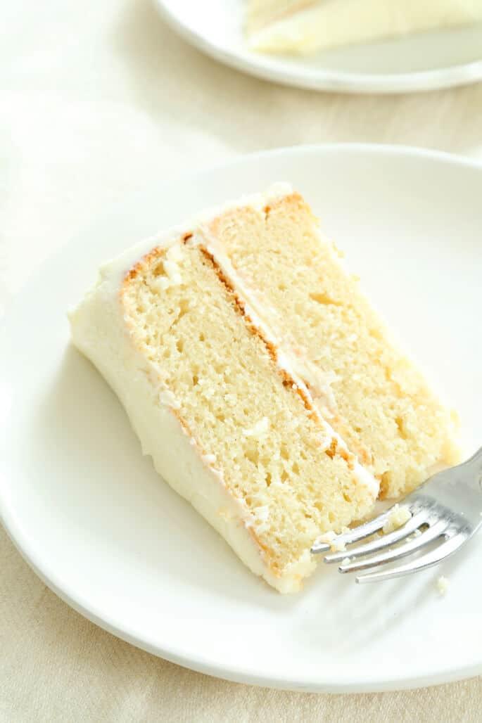 Gluten Free Cake Recipes  The Very Best Gluten Free Vanilla Cake Recipe ⋆ Great