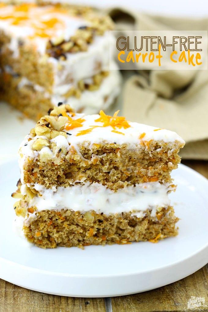 Gluten Free Carrot Cake  Gluten Free Carrot Cake A Very Special Birthday The