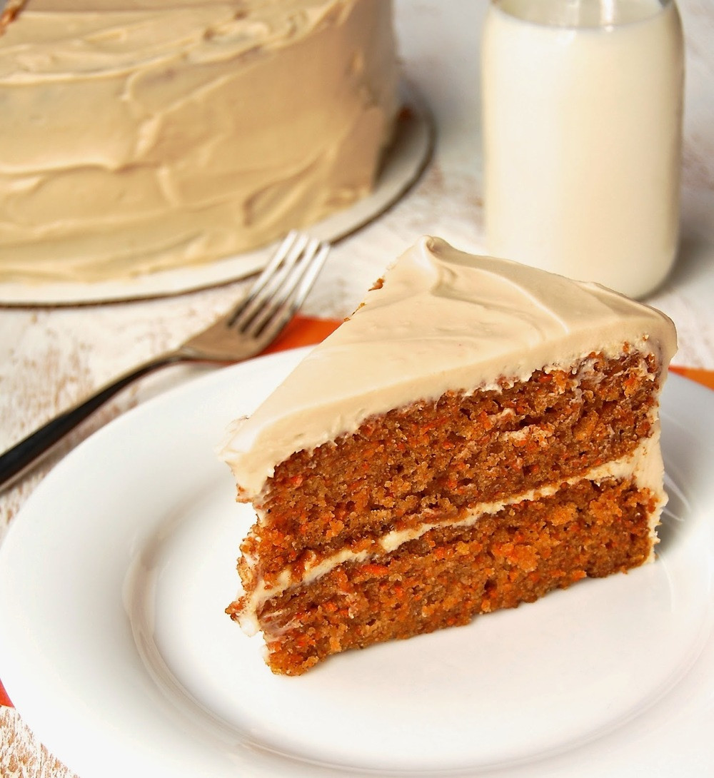 Gluten Free Carrot Cake  Simply Perfect Gluten Free Carrot Cake