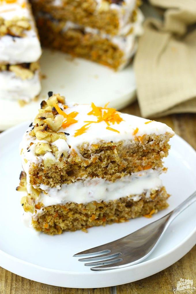 Gluten Free Carrot Cake  Gluten Free Carrot Cake Recipe — Dishmaps
