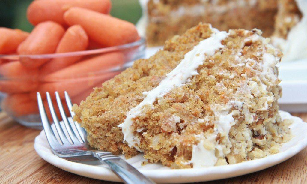 Gluten Free Carrot Cake  Moist & Fluffy Gluten Free Carrot Cake Recipe