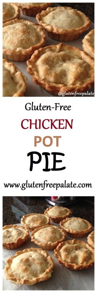 Gluten Free Chicken Pot Pie  Gluten Free Chicken Pot Pie