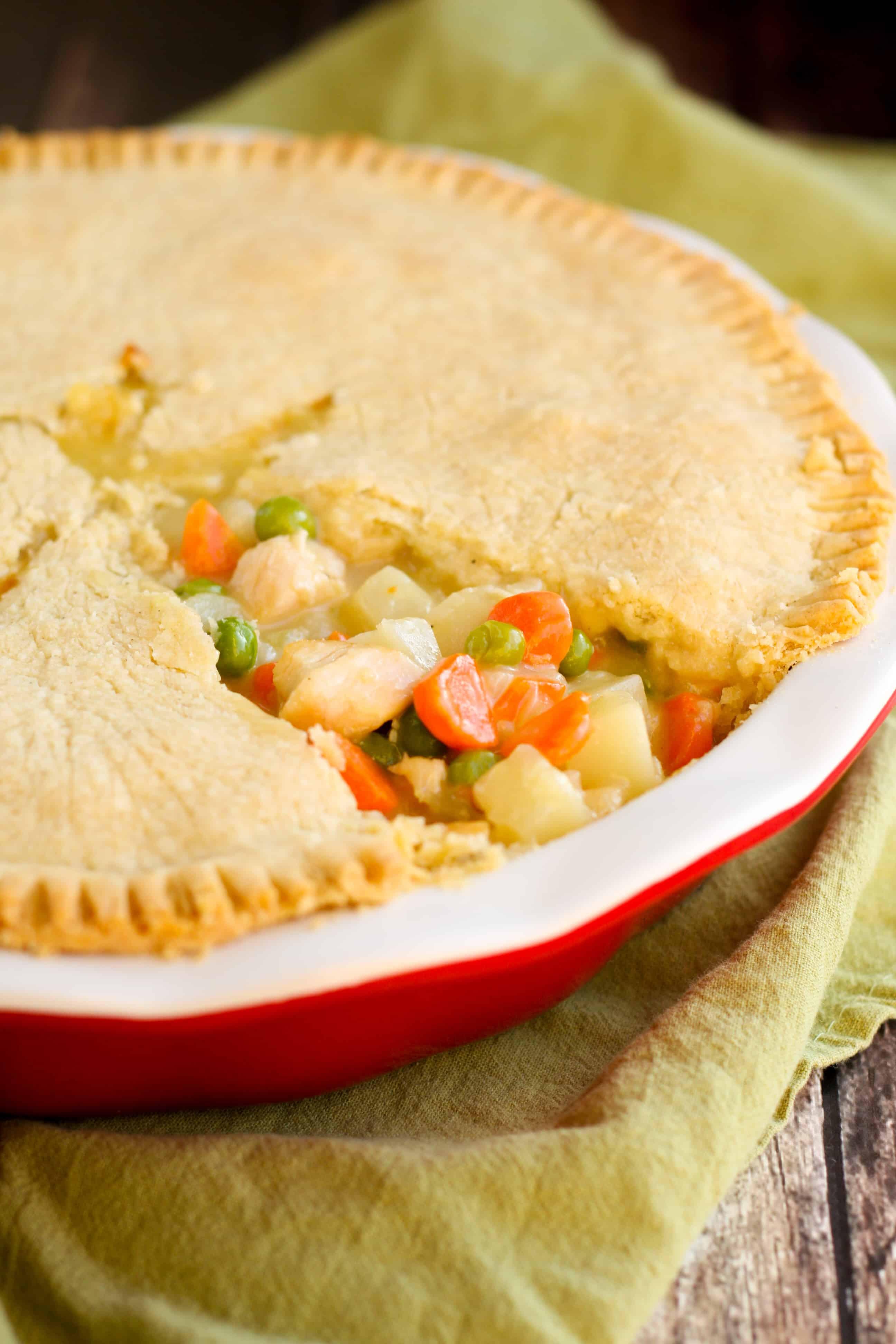 Gluten Free Chicken Pot Pie  Top 15 Gluten Free Recipes of 2015
