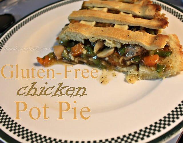 Gluten Free Chicken Pot Pie  Gluten Free Chicken Pot Pie How He s Raised