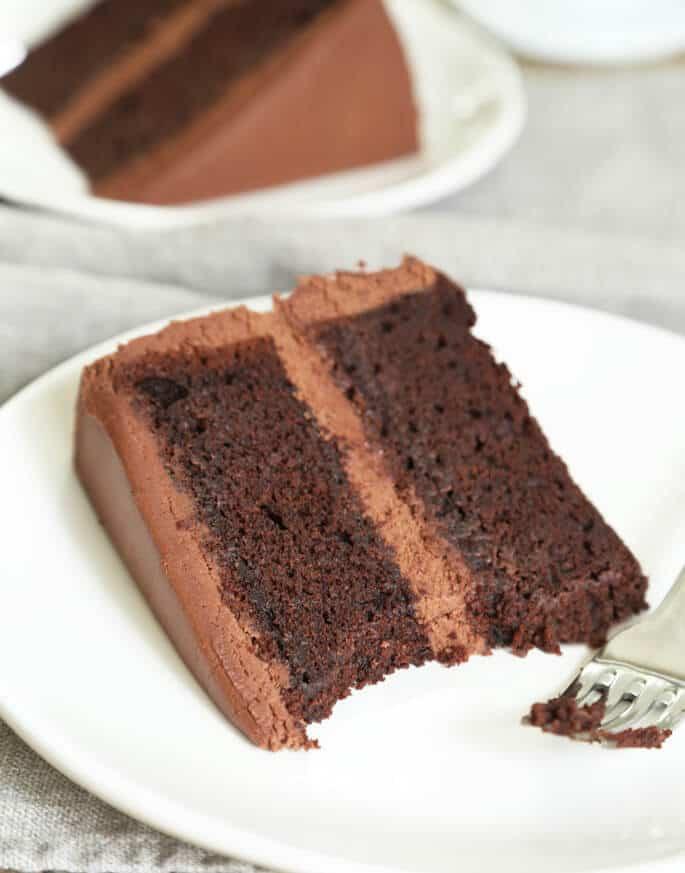 Gluten Free Chocolate Cake  e Bowl Gluten Free Chocolate Cake ⋆ Great gluten free