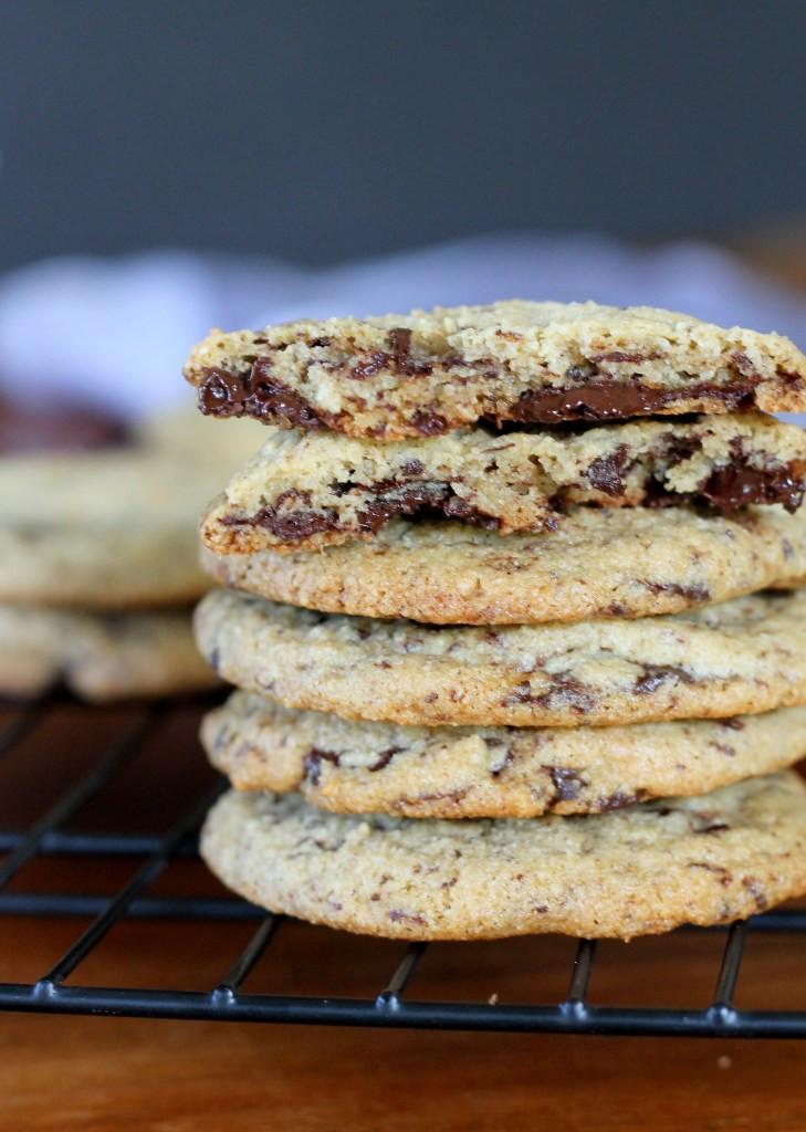 Gluten Free Chocolate Chip Cookies  Gluten Free Chocolate Chip Cookies