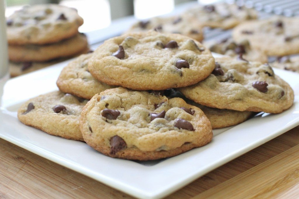 Gluten Free Chocolate Chip Cookies  Chewy Gluten Free Chocolate Chip Cookies