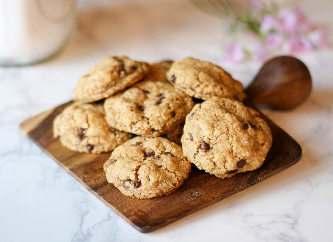 Gluten Free Chocolate Chip Cookies  The Best Gluten Free Chocolate Chip Cookies AIP Paleo