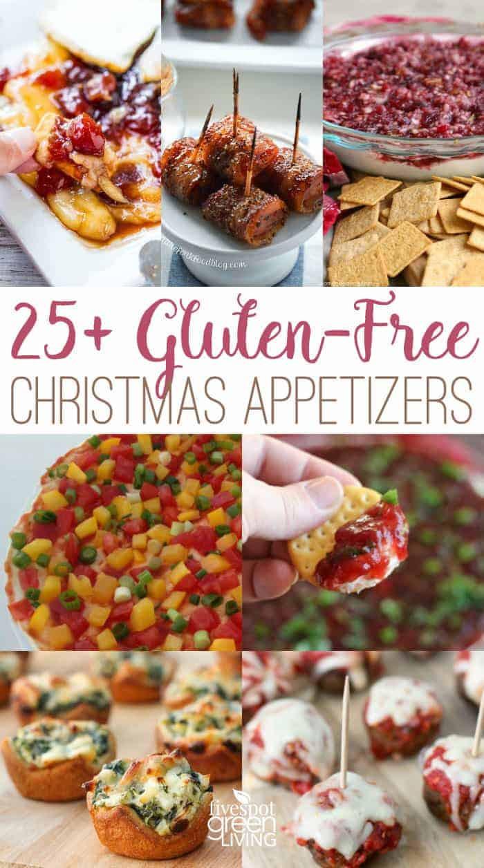 Gluten Free Dairy Free Appetizers  Holiday Gluten Free Healthy Appetizers Five Spot Green