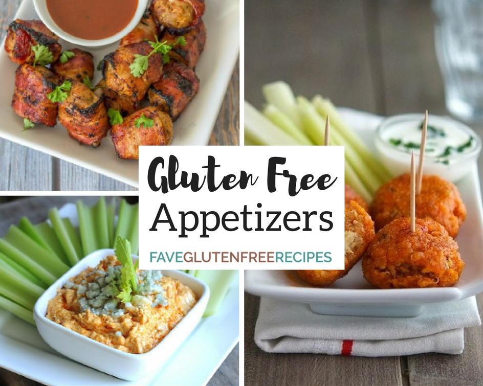 Gluten Free Dairy Free Appetizers  15 Gluten Free Appetizers The Best Gluten Free Party Food
