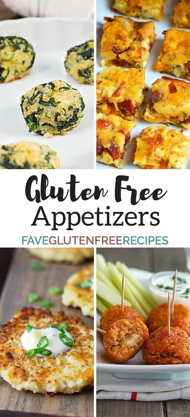 Gluten Free Dairy Free Appetizers  Best 147 Gluten Free Appetizers images on Pinterest