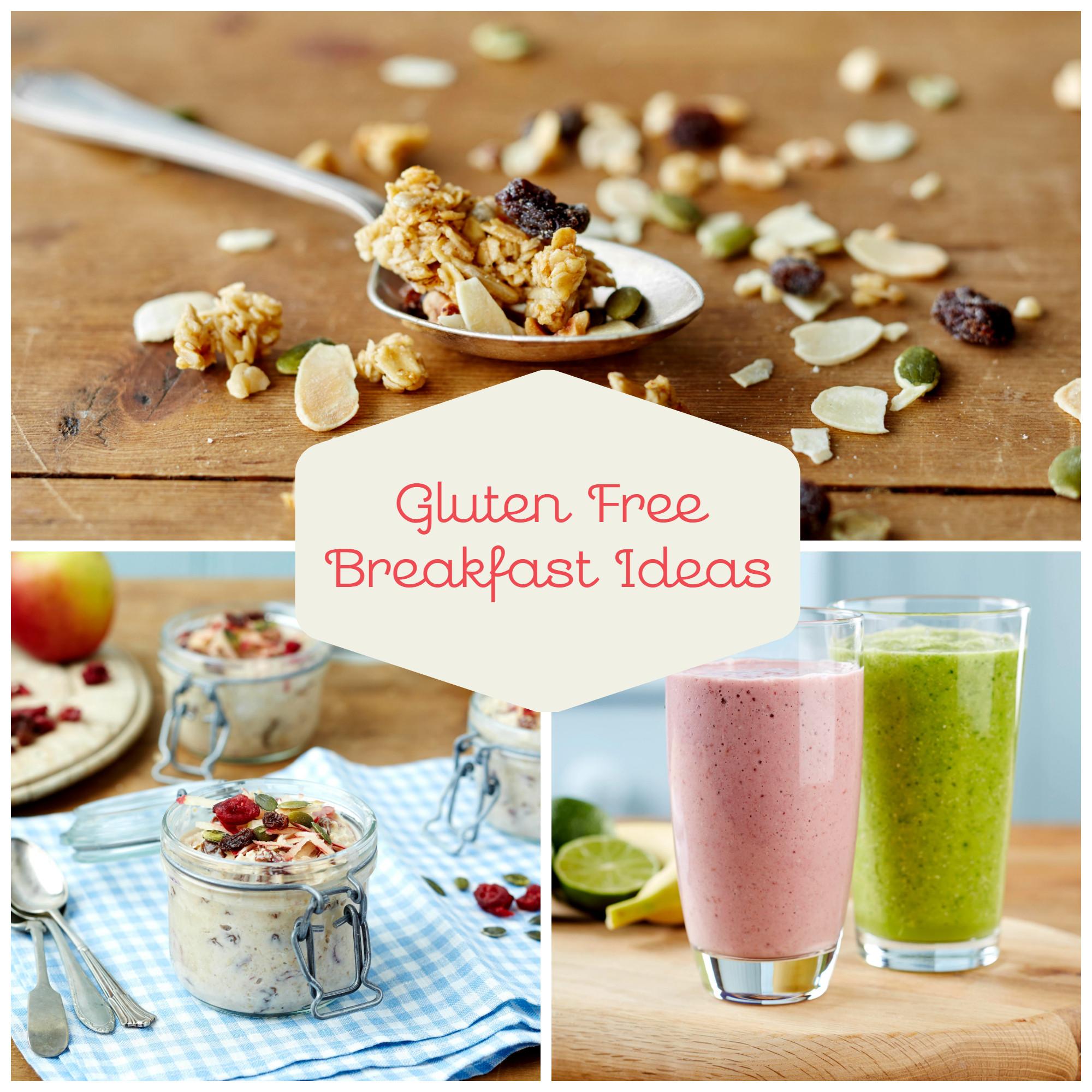 Gluten Free Dairy Free Breakfast Recipes  Gluten Free Breakfast Ideas to Suit Every Schedule