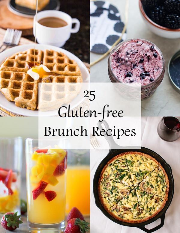 Gluten Free Dairy Free Breakfast Recipes  25 Gluten free Brunch Recipes Making Thyme for Health