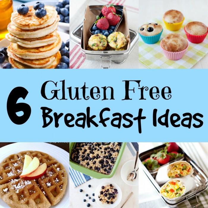 Gluten Free Dairy Free Breakfast Recipes  6 Gluten Free Breakfast Ideas MOMables