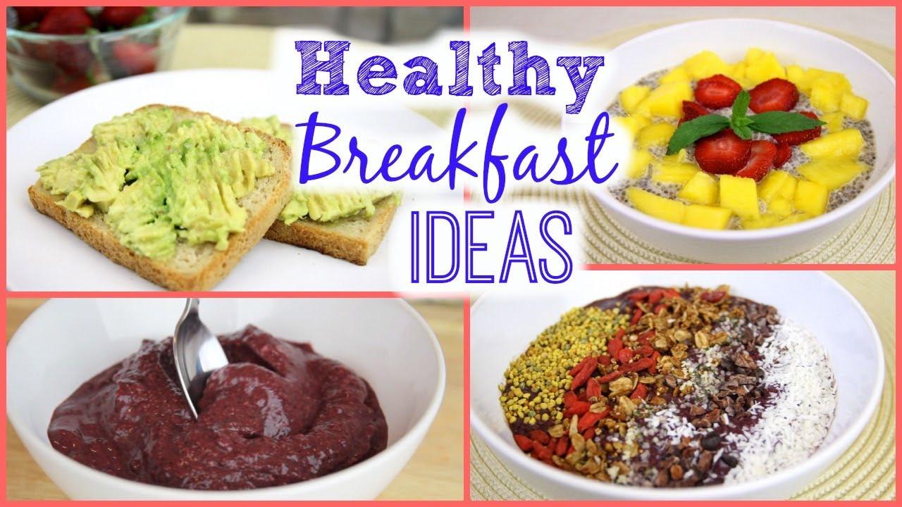 Gluten Free Dairy Free Breakfast Recipes  Healthy Breakfast Ideas