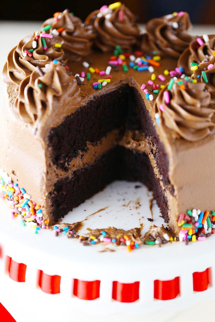 Gluten Free Dairy Free Chocolate Cake  Best Gluten Free Dairy Free Chocolate Cake Mom Loves Baking