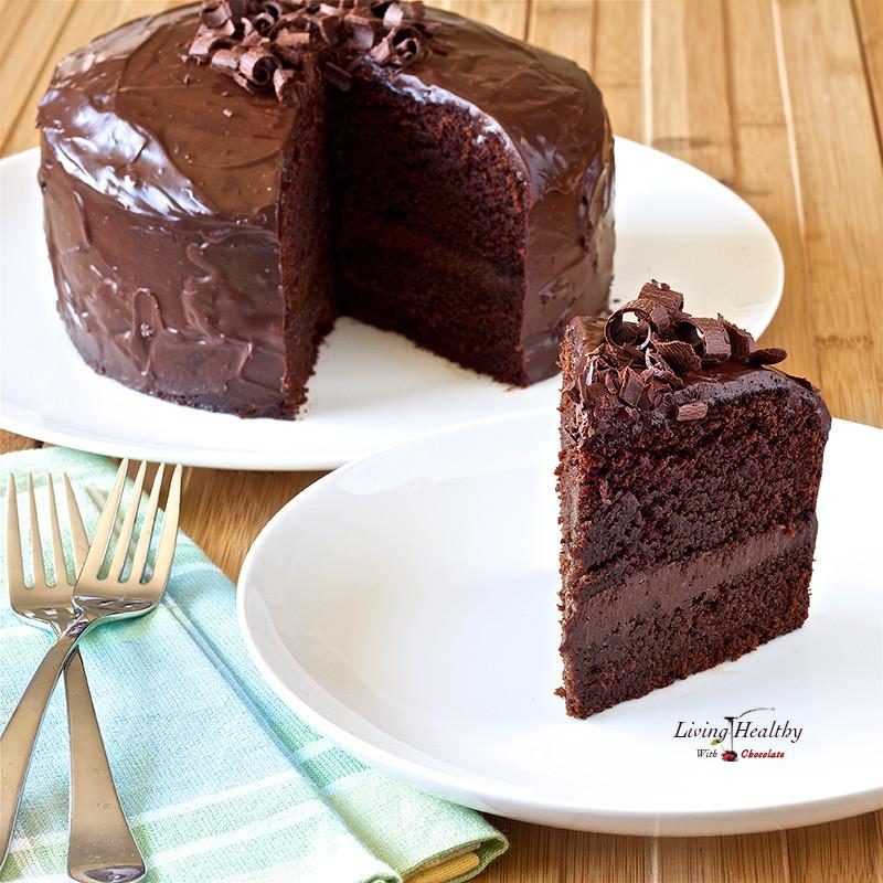 Gluten Free Dairy Free Chocolate Cake  Paleo Chocolate Cake Grain Gluten Dairy Free