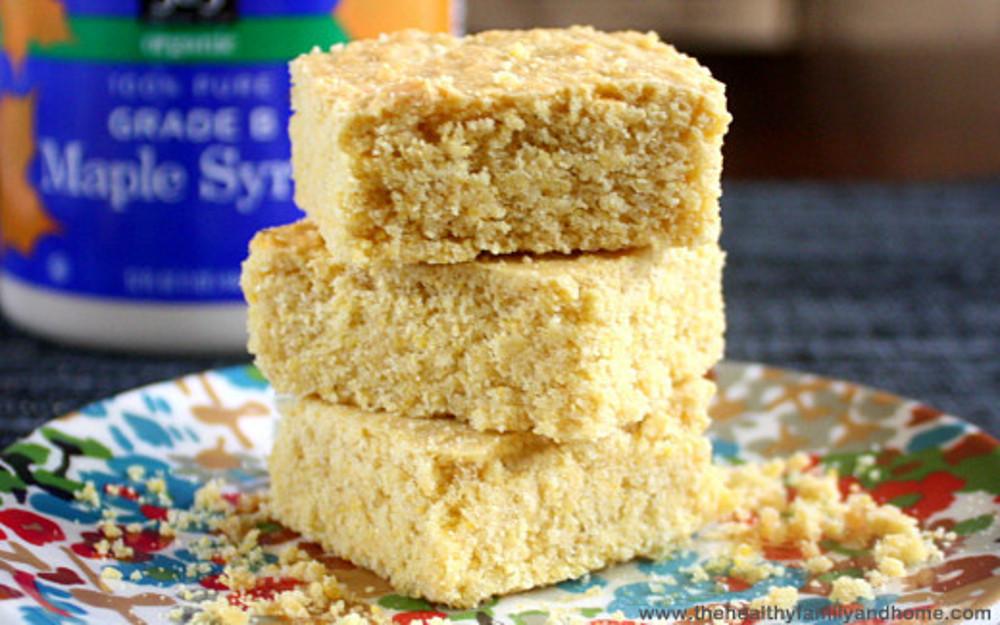 Gluten Free Dairy Free Cornbread  How to Make Gluten Free and Dairy Free Cornbread e