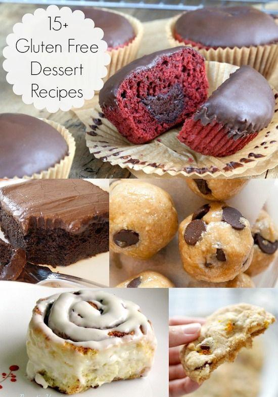 Gluten Free Dessert Ideas  15 Amazingly Delicious Gluten Free Dessert Recipes