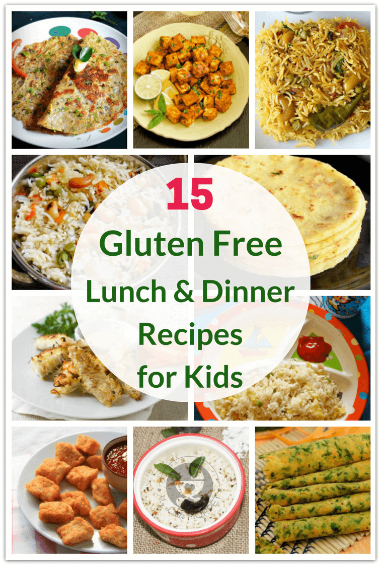 Gluten Free Dinner Recipes  60 Healthy Gluten Free Recipes for Kids