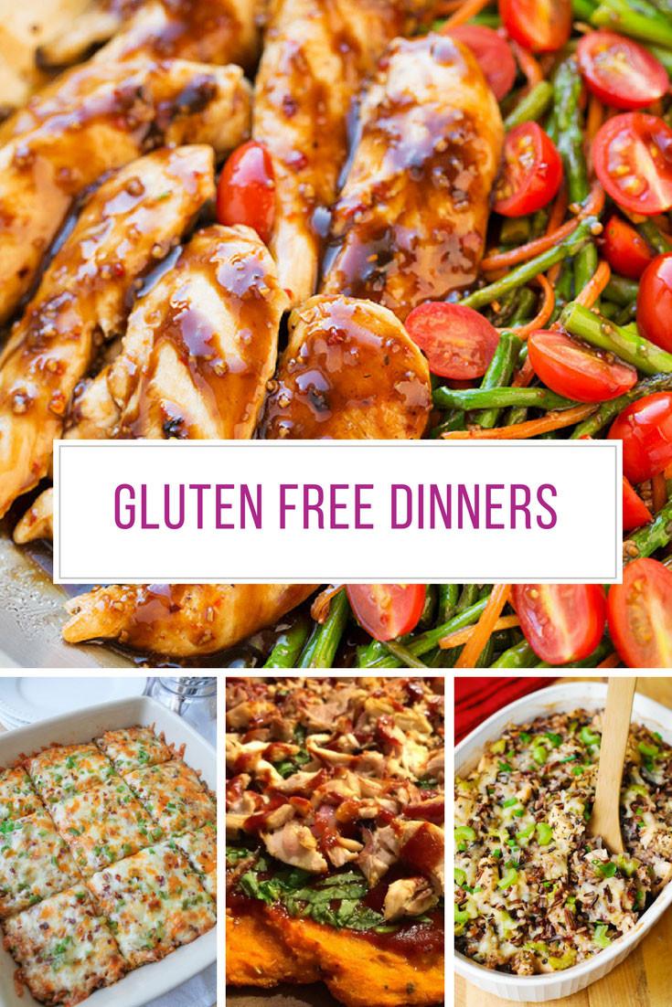 Gluten Free Dinner Recipes  12 Easy Gluten Free Dinner Recipes Your Family Will Love