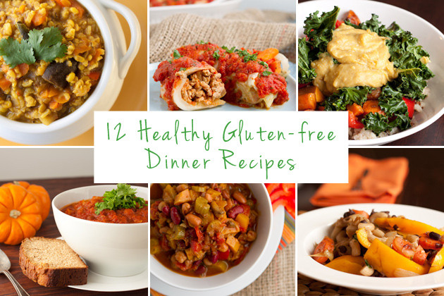 Gluten Free Dinner Recipes  12 Healthy Winter Dinner Recipes