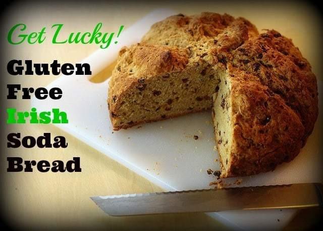 Gluten Free Irish Soda Bread  Irish Soda Bread Gluten Free Recipe — Dishmaps