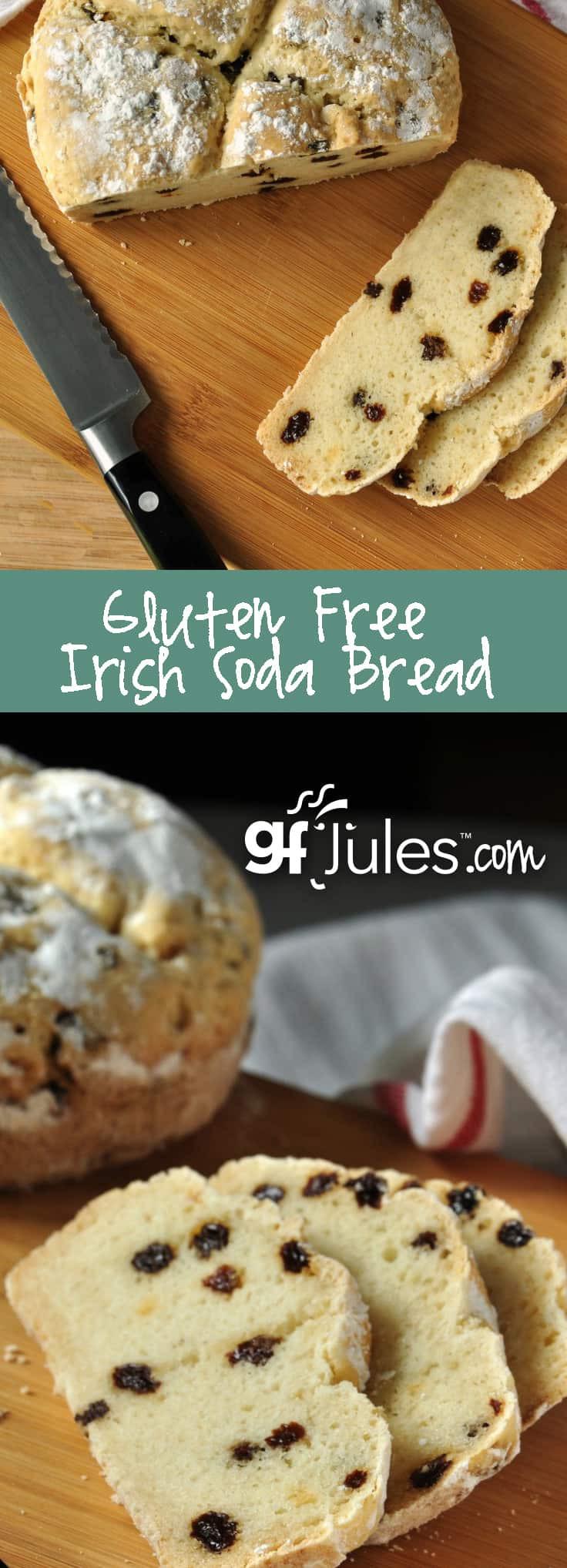 Gluten Free Irish Soda Bread  Easy Gluten Free Irish Soda Bread Gluten free recipes