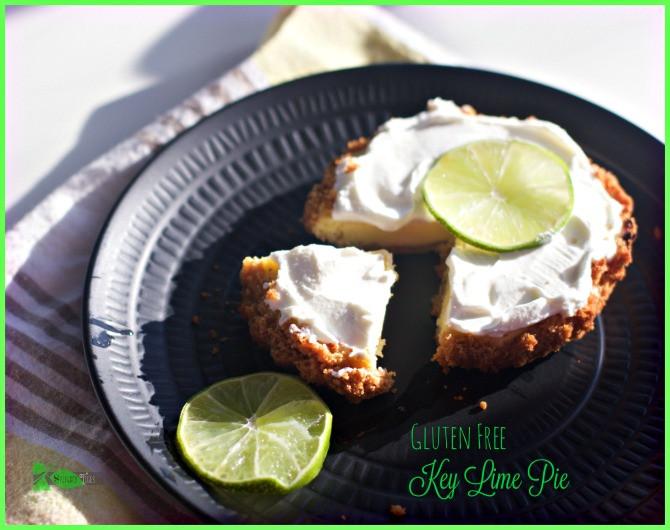Gluten Free Key Lime Pie  Authentic Key Lime Pie Recipe with Gluten Free Option