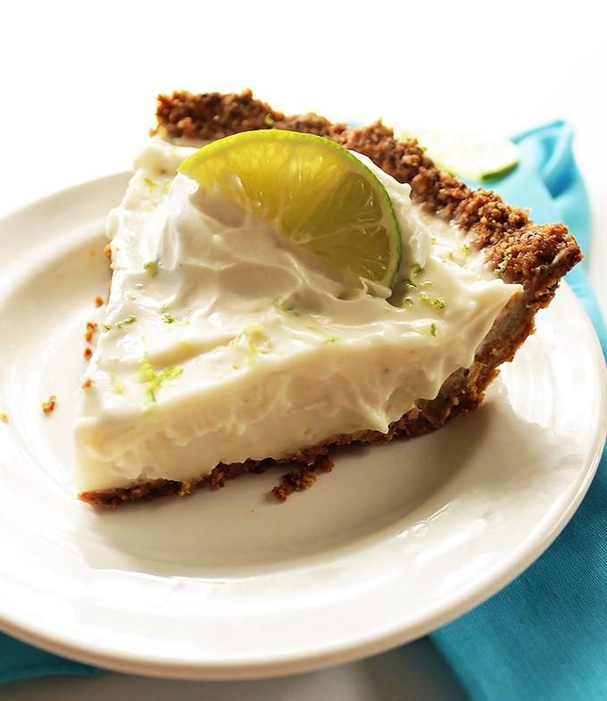 Gluten Free Key Lime Pie  Gluten Free Key Lime Pie V Robust Recipes