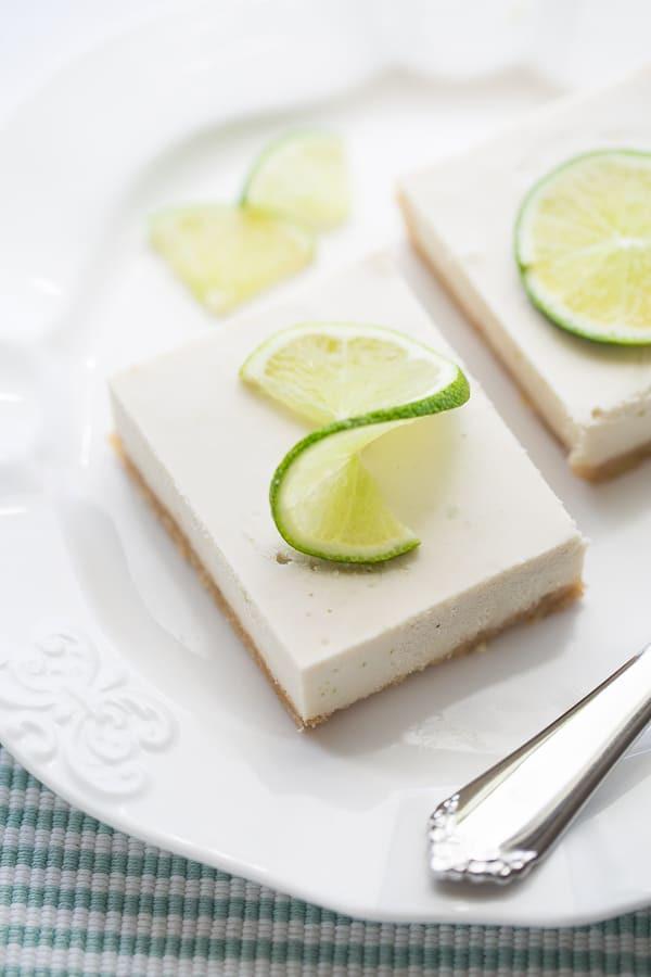 Gluten Free Key Lime Pie  Vegan Key Lime Pie Bars Gluten Free Meaningful Eats