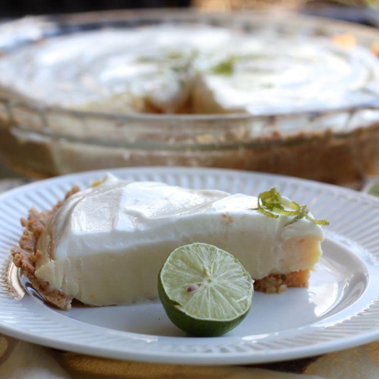 Gluten Free Key Lime Pie  Gluten Free Key Lime Pie FashionEdible