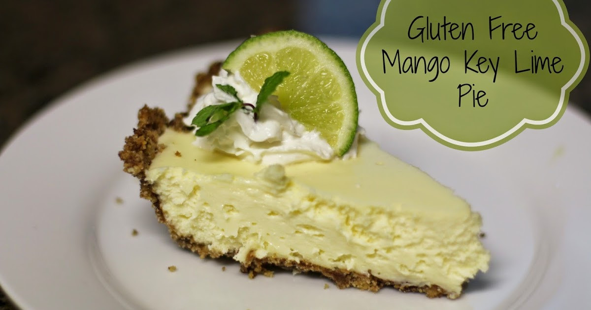 Gluten Free Key Lime Pie  Savvy and Sassy Gluten Free Mango Key Lime Pie Recipe