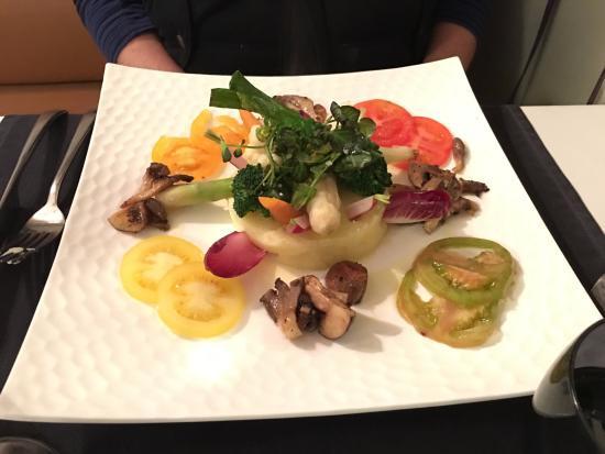 Gluten Free Main Dishes  Gluten free vegan main dish Picture of Bistrot L