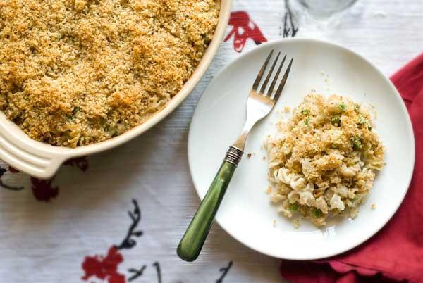 Gluten Free Main Dishes  Tuna Casserole