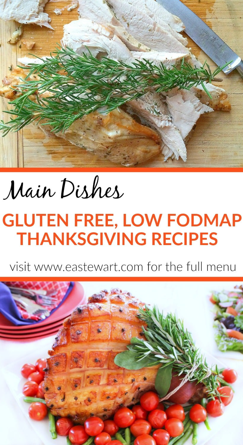 Gluten Free Main Dishes  Gluten Free Low FODMAP Thanksgiving Recipes Everyone Will